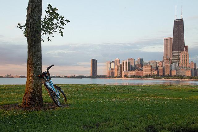 Divvy-bikes-Chicago